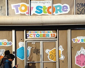 Mister Imagines Toy Store